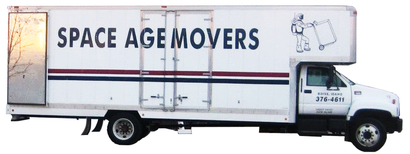 moving Truck Boise